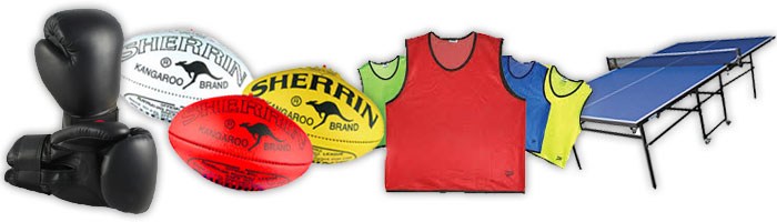 SSA Sports product range
